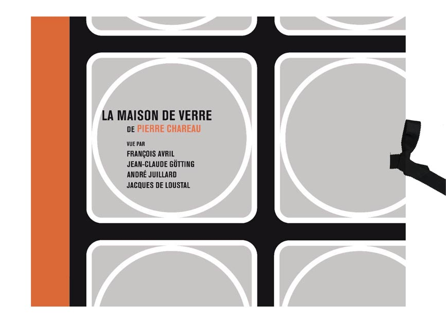 la maison de verre jean claude g tting illustration. Black Bedroom Furniture Sets. Home Design Ideas